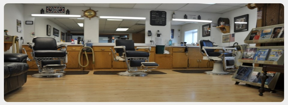 History of the Barber Chairs at TR's Lakeville Barber Shop