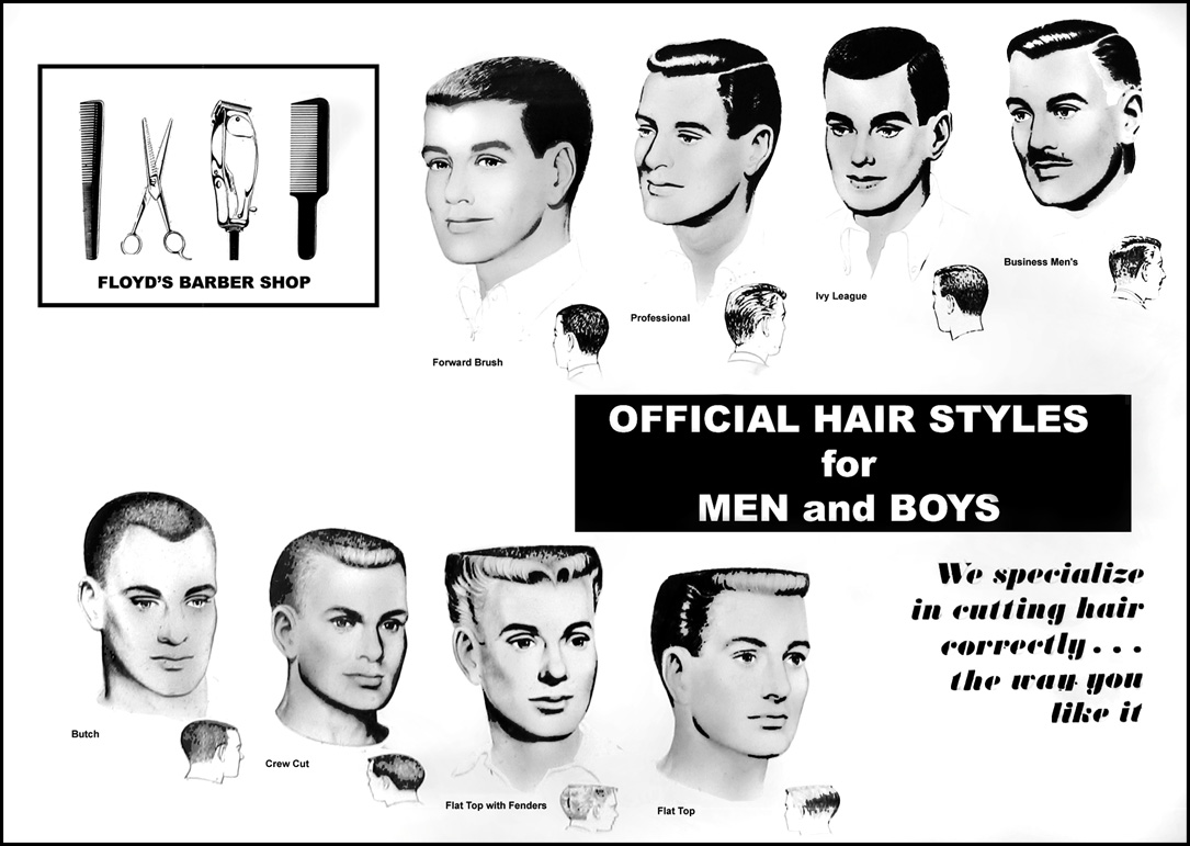 Barber Shop Haircuts Pictures 89